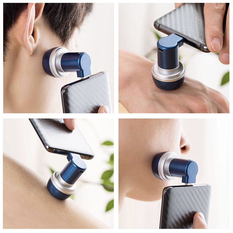 Mini Travel Razor